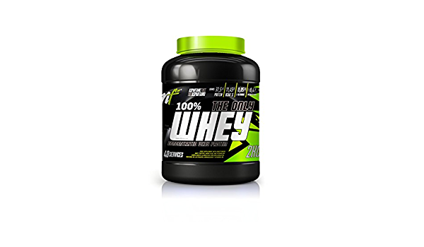 Menu Fitness (Proteina) - The Only Whey - 2kg - (Chocolate ...