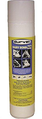 Pack Z55 (DURVET FLY 022970 25 oz Dairy Bomb-Z55 Fogger)