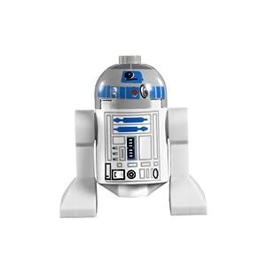 R2 d2 astromech droid lego star wars minifigure toys games - Lego starwars r2d2 ...