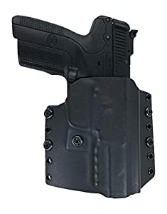 Watchdog Tactical, FN 5.7 (Five-Seven) Holster, Right-Handed, Black, OWB/IWB
