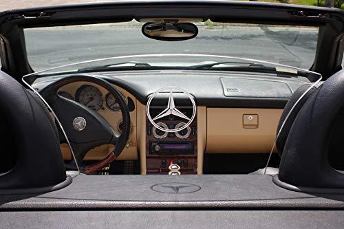 Easy Roadster Mercedes-Benz SLK Class R170 1998-2004 Wind Deflector Windblocker Windscreen