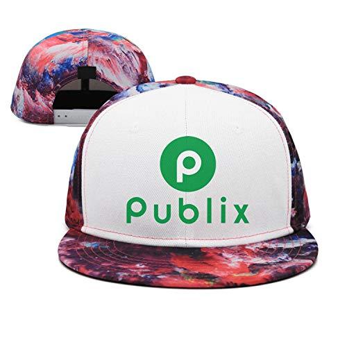 (Publix Women Men Trucker Hat Adjustable Designer caps)