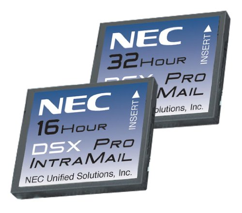 NEC DSX Systems - VM DSX IntraMailPro 8Port 32Hr Voicemail