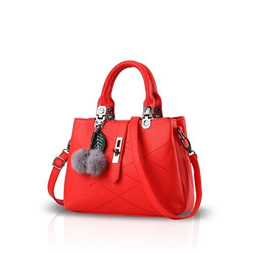 femme Gris Handbags gris amp;Doris Gris Pochette Écarlate Nicole pour RWxcBw65n
