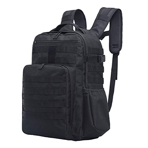 MarsBro Military Tactical Daypack 30L, Army 3 Day Assault Pack Bug Out Bag Sports Hiking Backpack