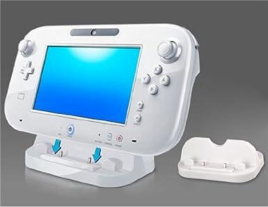 Conseguir Cargador con función de soporte para Wii U mando a ...
