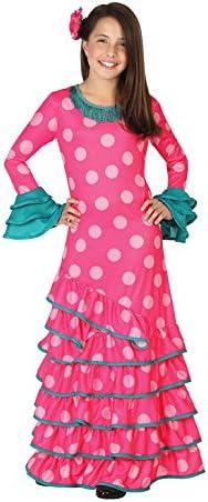 Atosa 26534 - Flamenco, rosa, muchacha Tamaño 104, rosa ...