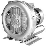 LNLEE Regenerative Blower High-Pressure Vortex Ring Blower 110V 60Hz Single Phase 0.4HP 33CFM for Sewage Aeration…