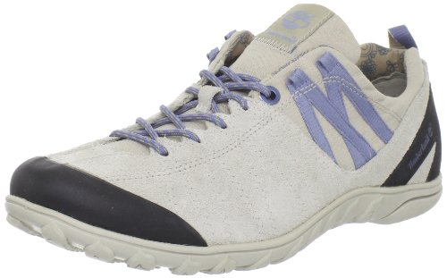 Timberland PINKHAM NOTCH OX SUED 28612, Chaussures de randonnée femme Blanc-TR-A-4-143