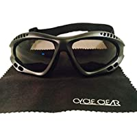 Motorcycle Goggles For Men - Windproof For Tear Free Ride...