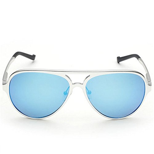 A-Roval Men Polarized Round Large Fashion Metal - How Face For Sunglasses Your Right To Shape Pick