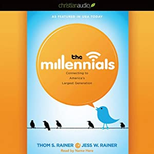 The Millennials Audiobook