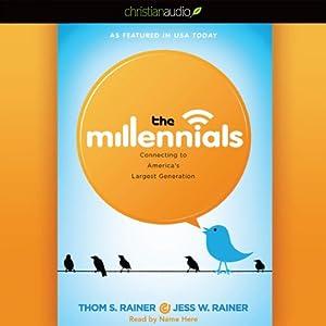 The Millennials Audiobook
