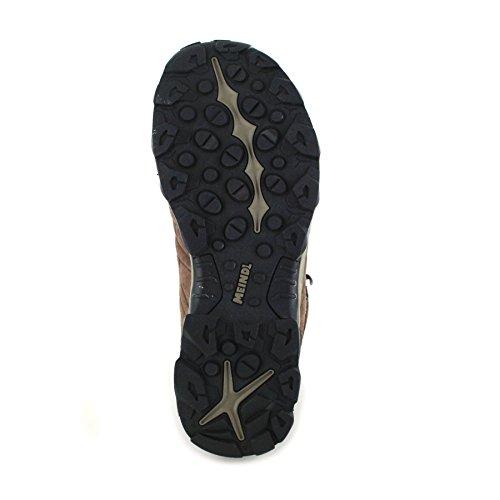 Meindl De Chaussures Randonne Pour Aubergin Femmes Dunkelbraun 55rRvwq
