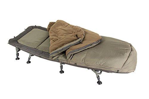 Nash Scope OPS Bed T3745 Karpfenliege Bedchair Bed Chair Angelliege Liege