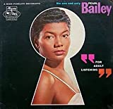 The One And Only Pearl Bailey: For Adult Listening (12 Track Version) [VINYL LP] [MONO]