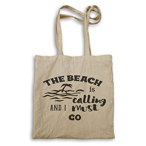 La Spiaggia Sta Chiamando E Devo Andare A Portare S292r