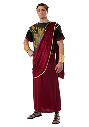 Rubie's Men's Julius Caesar Adult Costume, Multi, Standard