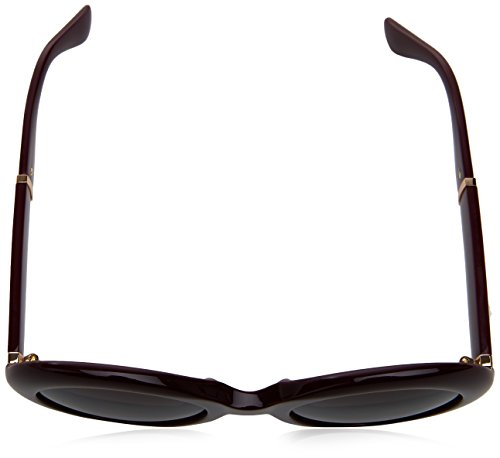 Multicolor S Mujer para Gafas Jimmy de Choo Wendy Sol Plumglttplum Exqn6f8n