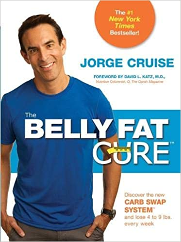 The Belly Fat Cure Book