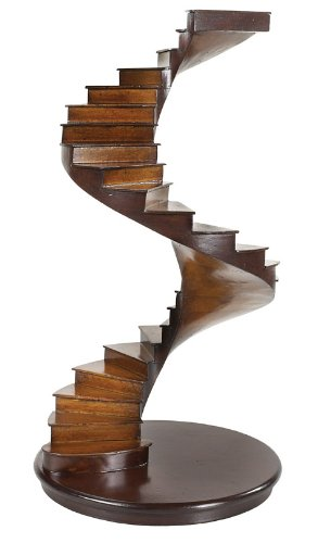 St. Peters Spiral Staircase Model by Authentic Models
