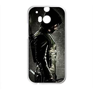 Green Arrow Phone Case for HTC One M8