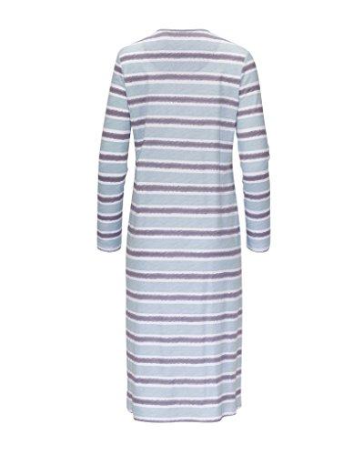 RÖSCH Femmes Chemise de nuit 1163701 100 % coton Wellness loungewear menthe 50