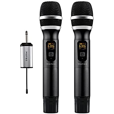 hotec-25-channel-uhf-wireless-microphone