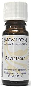 Snow Lotus Organic Ravintsara Essential Oil 10ml