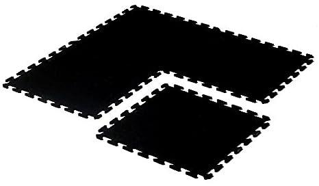 Mats inc i flex tappetino fitness piastrelle sei piastrelle x
