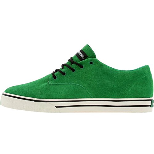 De Honderden Johnson Low-top (groen)