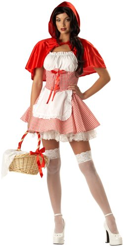 California Costumes Women's Adult-Miss Red Riding Hood Costume - coolthings.us