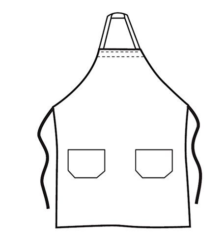 Review Bib Aprons-MHF Aprons-1 Piece