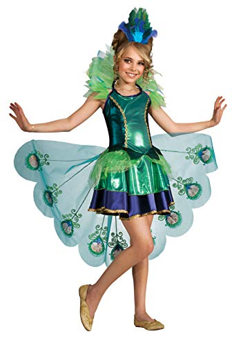 Peacock Costume,