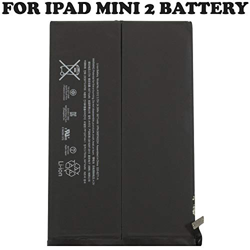 Replacement Battery for iPad Mini 2 & 3 2nd 3rd Gen A1489 A1599 A1600 Batería de repuesto
