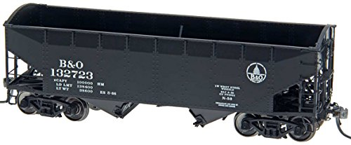 InterMountain HO-Scale AAR 2-Bay Open Hopper - Baltimore for sale  Delivered anywhere in USA