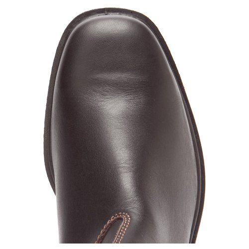 Blundstone Chelsea Toe Unisex Chisel 1306 Boots Stout Adults' Brown nZ6OfZr