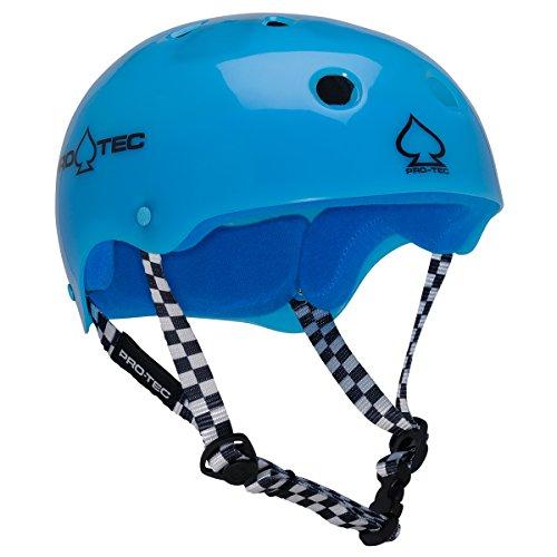 PRO-TEC Classic Gumball Blue Skateboard Helmet - Medium / 21