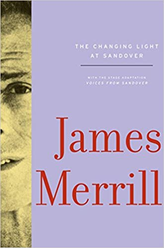 Image result for The Changing Light at Sandover by James Merrill