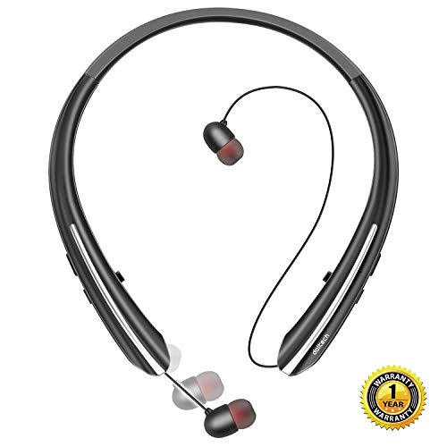 Bluetooth Headphones, Doltech Wireless Neckband...