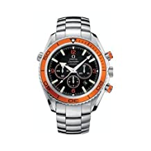 Omega Men's 2218.50.00 Seamaster Planet Ocean Automatic Chronometer Chronograph Watch