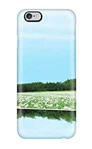 Iphone 6 Plus Case Cover - Slim Fit Tpu Protector Shock Absorbent Case (awesome Tardis Butterflies)