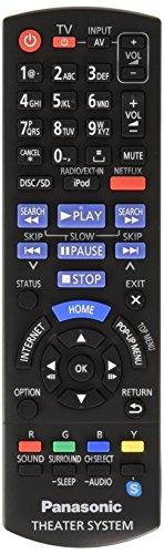Panasonic N2QAYB000727 Remote Control