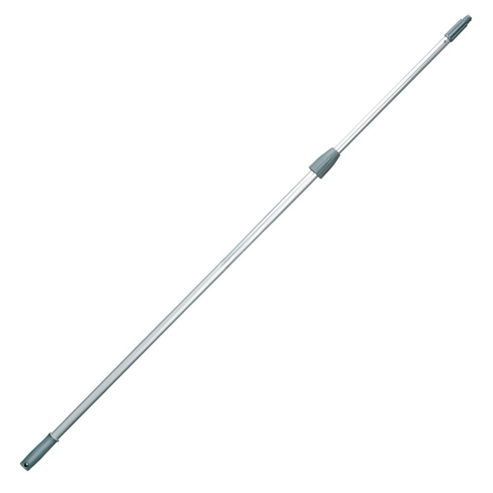 Unger EZ25G SmartColor 8' Gray Telescoping Pole