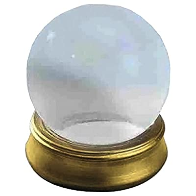 Forum Novelties Crystal Ball with Stand Prank Joke Gag Gift: Toys & Games