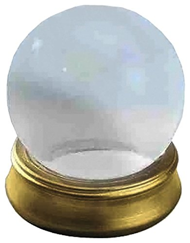 Fortune Teller Costume Crystal Ball (Forum Novelties Crystal Ball with Stand Prank Joke Gag Gift)