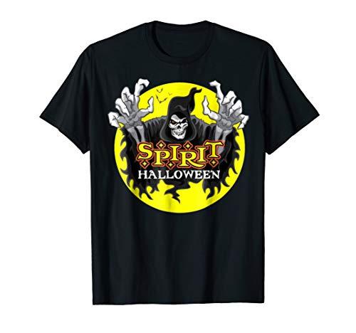 Spirit Halloween Shirt