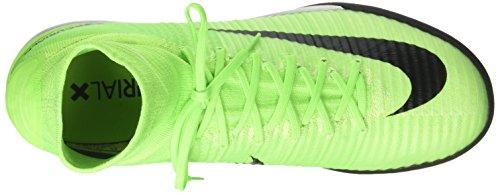 Nike Herren Mercurialx Proximo Ii Tf Fußballschuhe Grün (Electric Green/black-hyper Orange-volt)