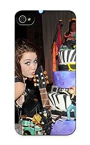 E75e2553641 Anti-scratch Case Cover Pirntalonzi Protective Women Miley Cyrus Singers Cakes Case For Iphone 5/5s