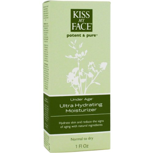 Kiss My Face Facial Moisturizer